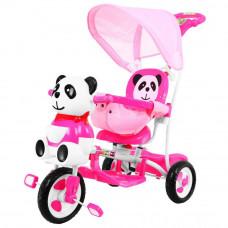 Inlea4Fun PANDA tricikli - Rózsaszín Előnézet
