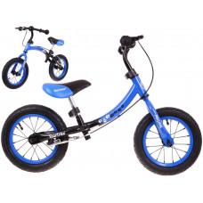 Inlea4Fun Boomerang futóbicikli - kék Előnézet