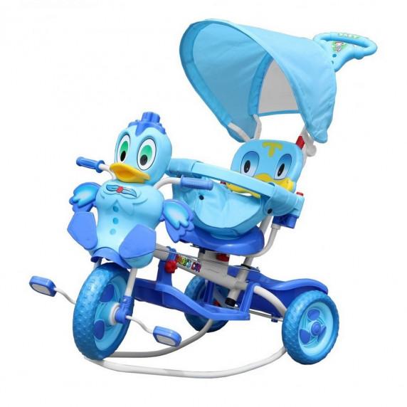 Tricikli Inlea4Fun kacsa - Kék