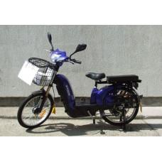 Z-Tech ZT-10 (Kék) Elektromos Kerékpár Előnézet