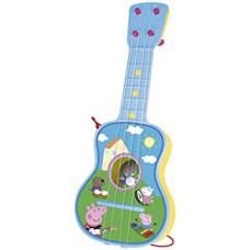 Akusztikus játék gitár REIG Peppa malac  Előnézet