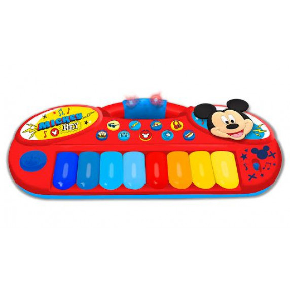 Játék zongora 8 billentyűs REIG Mickey egér