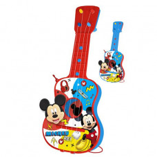 Játék gitár 4 húros REIG Mickey egér Előnézet