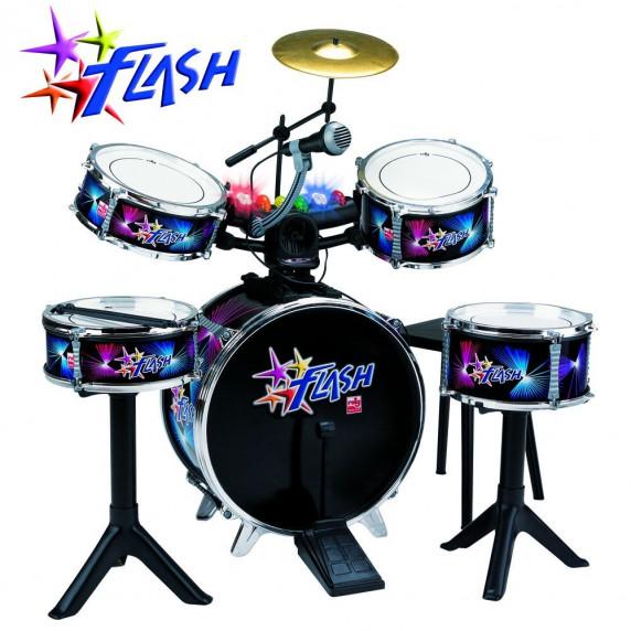 Játék dobfelszerelés REIG Flash