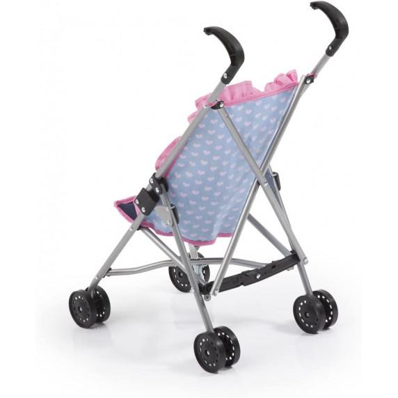 Játék sportbabakocsi REIG - Kék/rózsaszín