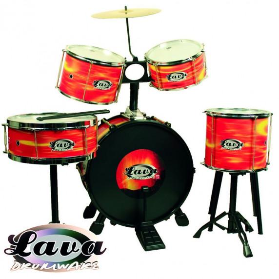 REIG játék dobfelszerelés LAVA 716