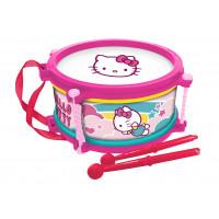 Játék pergődob REIG Hello Kitty