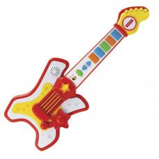 FISHER PRICE Rocksztár elektromos gitár hanggal  Előnézet