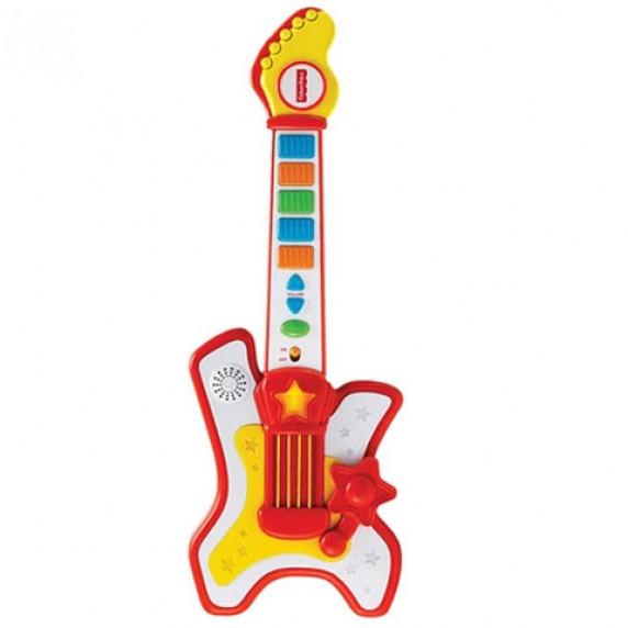 Elektromos gitár hanggal Rocksztár FISHER PRICE 380030