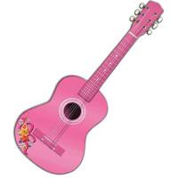 Madera Játék fa gitár gyerekeknek 75 cm REIG Rózsaszín