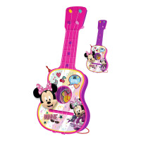Játék gitár 4 húros REIG Minnie egér
