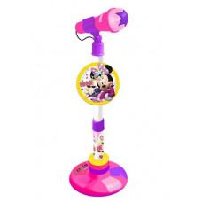 Állványos játék mikrofon REIG Minnie egér rózsaszín Előnézet