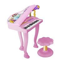 REIG Disney Hercegnők elektromos zongora ülőkével 5299