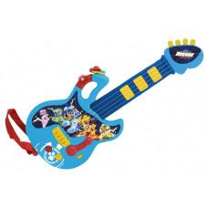 Elektromos játék gitár REIG Mancs Őrjárat  Előnézet