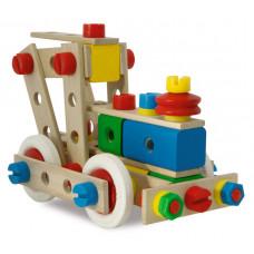 HEROS Constructor Mozdony Előnézet