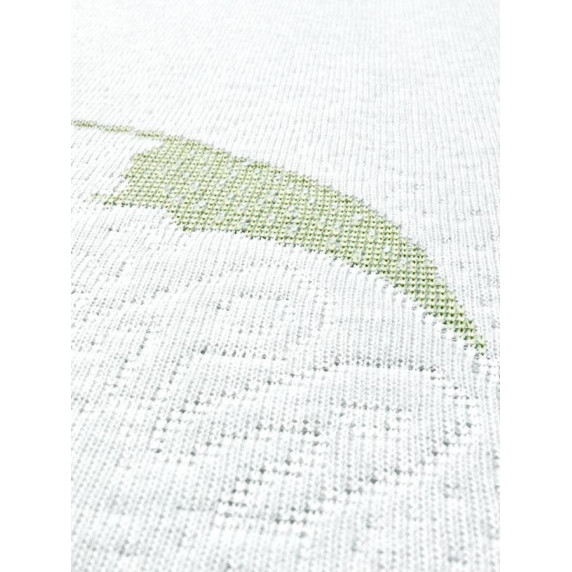 SENSILLO Latex-molitán-kókusz matrac 120x60 cm Aloe Vera