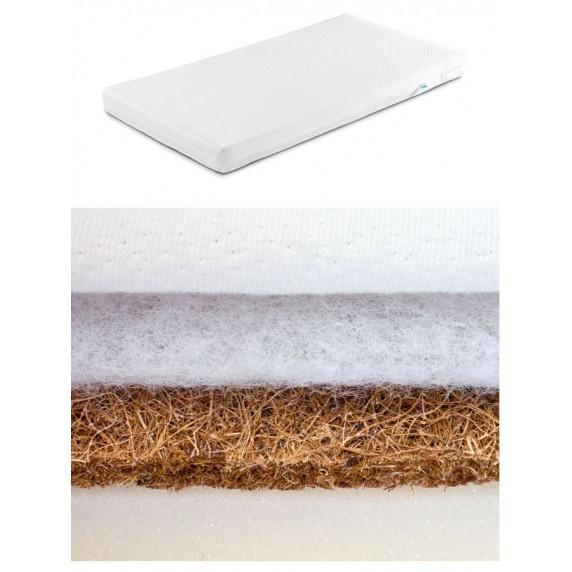 SENSILLO molitan-kókusz matrac 140x70 cm