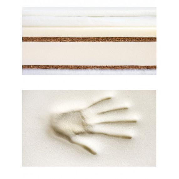 Sensillo Visco CASHMERE matrac 120x60 cm