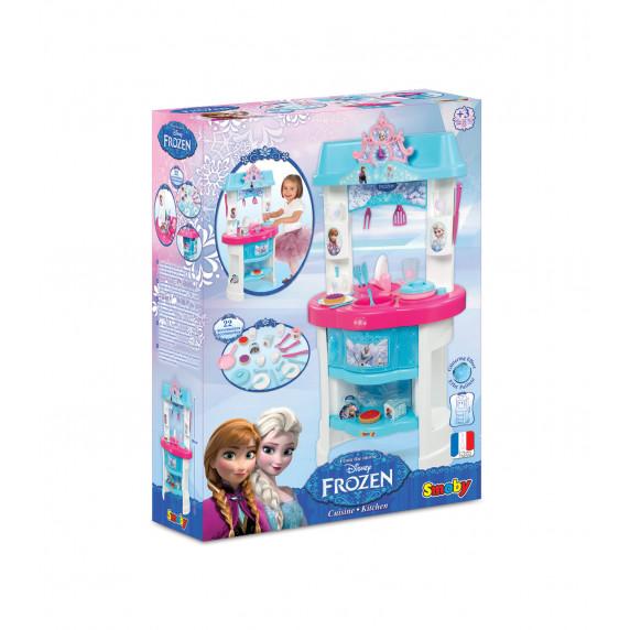 Játékkonyha Jégvarázs Frozen SMOBY