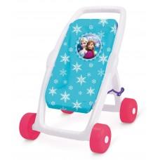 Smoby Jégvarázs Frozen Buggy játék babakocsi - kék Előnézet