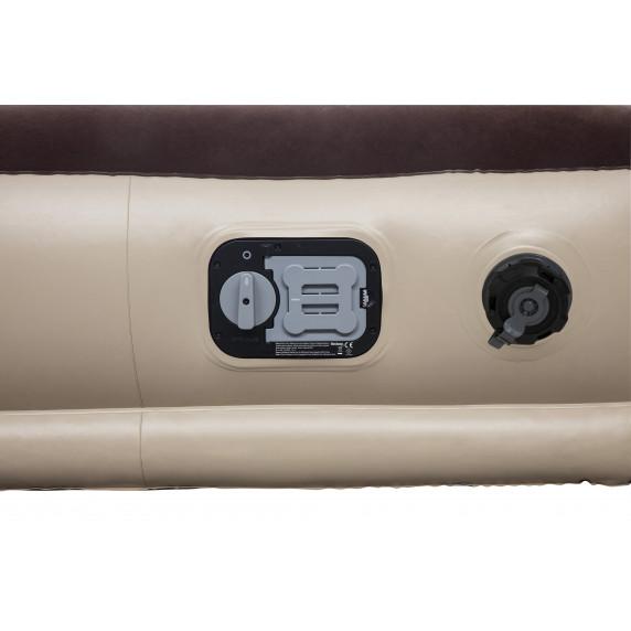 Felfújható kétszemélyes matrac vendégágy 203x152x38 cm BESTWAY 67574 Journey Airbed Queen
