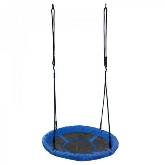 Fészekhinta SPARTAN Fun Ring 95 cm - kék