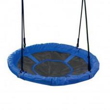 Fészekhinta SPARTAN Fun Ring 95 cm - kék Előnézet