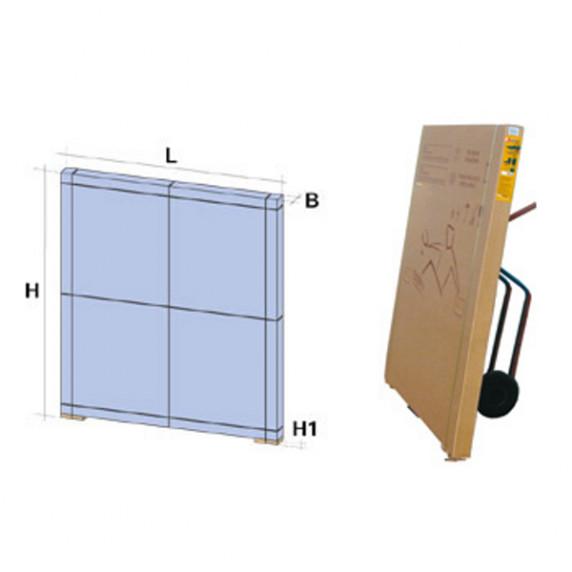 Beltéri ping-pong asztal SPONETA S1-73i - kék