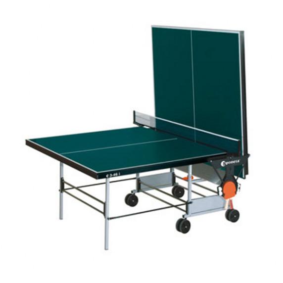Beltéri ping-pong asztal SPONETA S3-46i - zöld