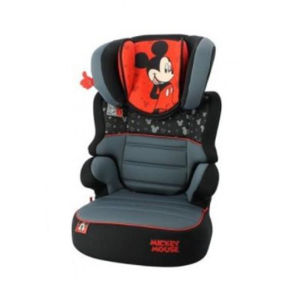 Nania Befix Disney LUXE autósülés 15-36 kg - MICKEY - szürke