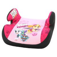 Nania TOPO COMFORT gyerekülés ülésmagasító 15-36 kg - Mancs őrjárat pink