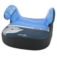Nania ANIMALS Dream 2020 autósülés ülésmagasító 15 - 36 kg - Cápa Előnézet