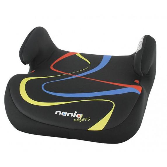 Autósülés ülésmagasító Nania FIRST Topo Comfort 2020 15-36 kg - Grafik
