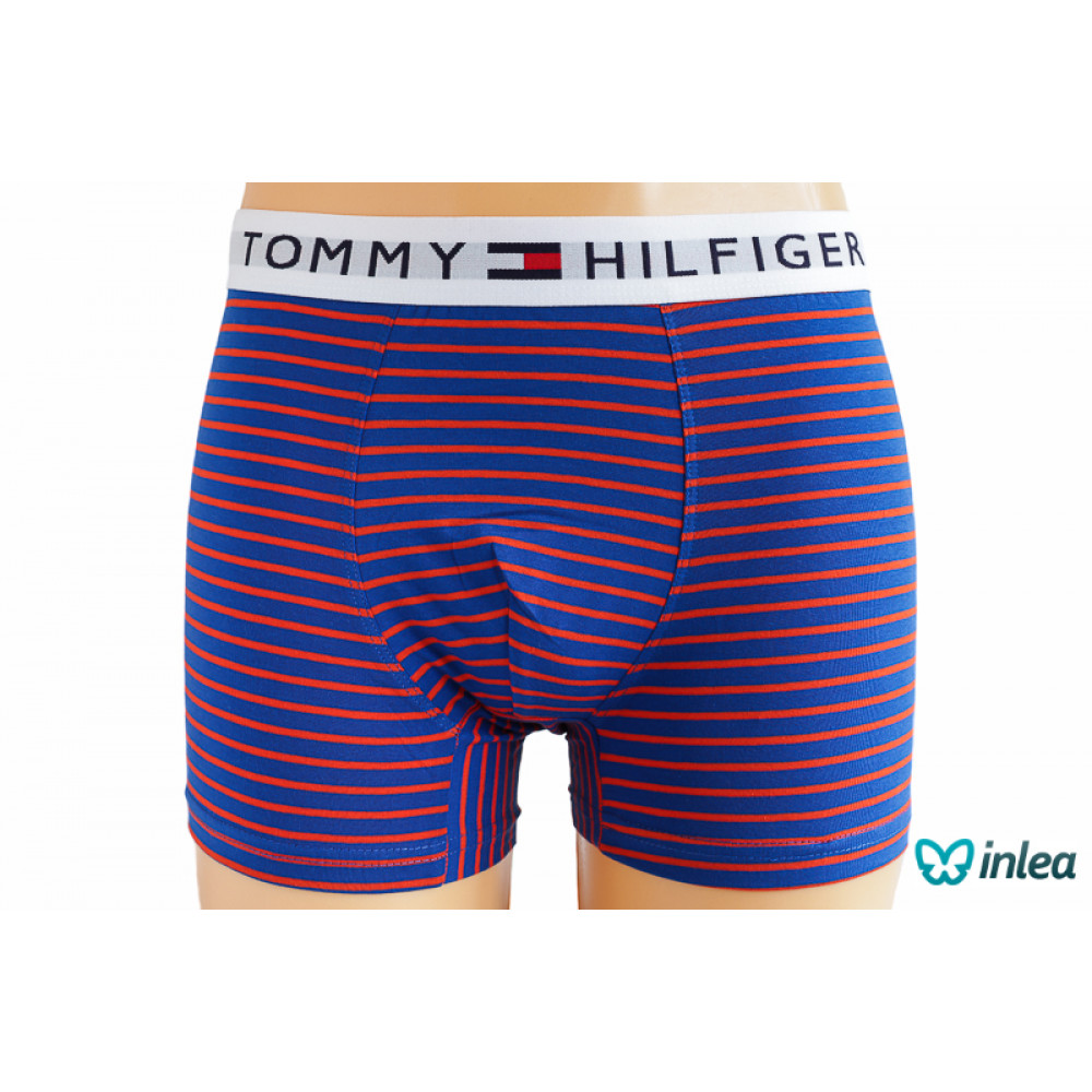 TOMMY HILFIGER férfi fehérnemű - blue-red  csíkos ... 643718d340
