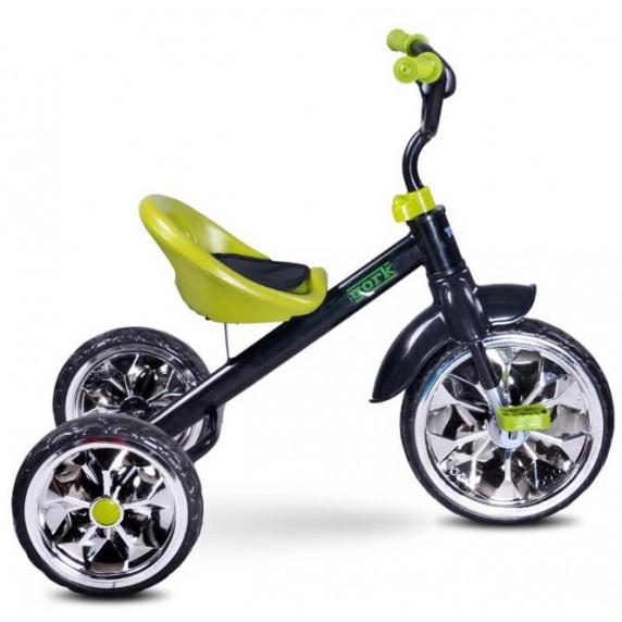 Tricikli TOYZ York - zöld