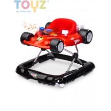 Toyz Speeder bébikomp - piros Előnézet