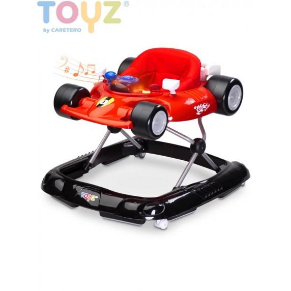 Bébikomp TOYZ Speeder - piros