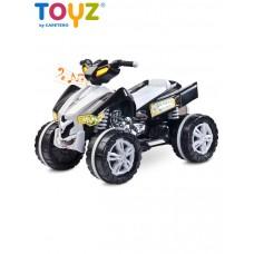 Toyz Raptor elektromos négykerekű - fekete Előnézet