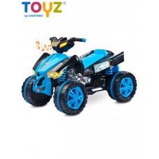 Toyz Raptor elektromos négykerekű - kék Előnézet