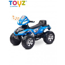 Toyz Cuatro elektromos négykerekű - kék Előnézet