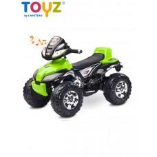 Toyz Cuatro elektromos négykerekű - zöld Előnézet