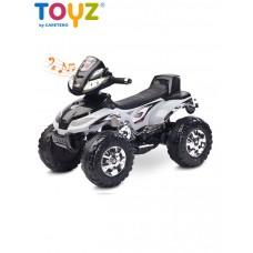Toyz Cuatro elektromos négykerekű - szürke Előnézet