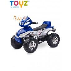 Toyz Cuatro elektromos négykerekű - sötét kék Előnézet