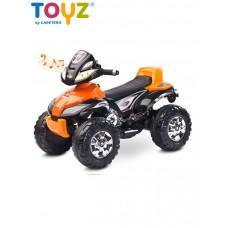 Toyz Cuatro elektromos négykerekű - narancssárga Előnézet