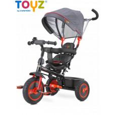 Toyz Buzz tricikli tolókarral - narancssárga Előnézet