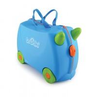 TRUNKI gurulós gyerek bőrönd - Terrance