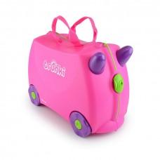 TRUNKI gurulós gyerek bőrönd - Trixi Előnézet