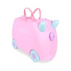 TRUNKI gurulós gyerek bőrönd - Rosie Előnézet