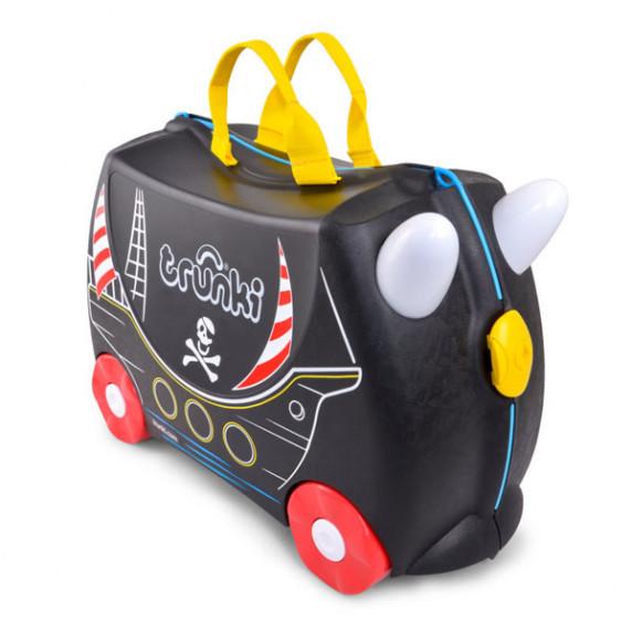 TRUNKI gurulós gyerek bőrönd - Pedro kalóz