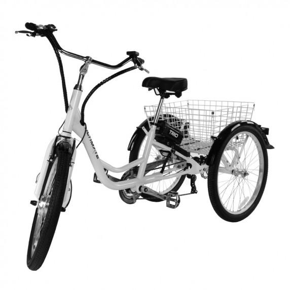 ULTIMATE TRIO arany elektromos kerékpár